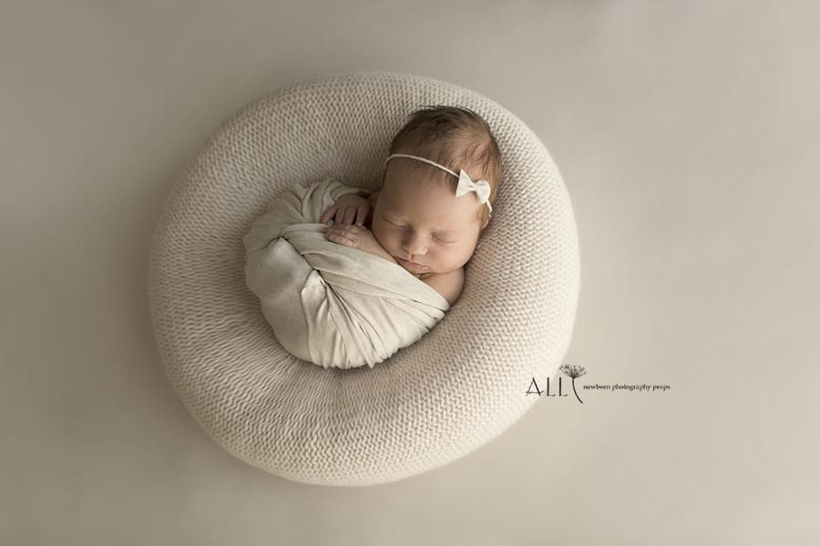 Miraji \'Create-a-Nest\'™ | All Newborn Props