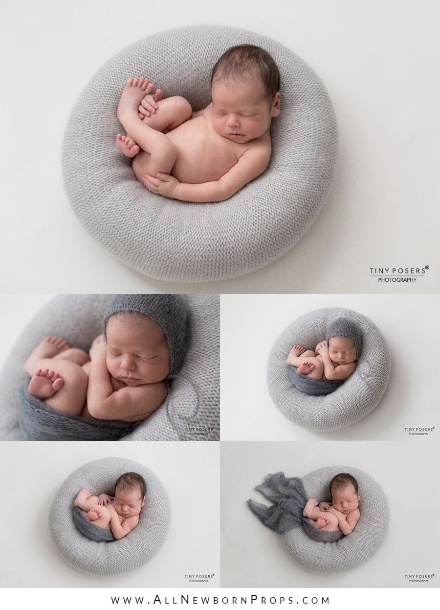 Featured newborn baby photography props